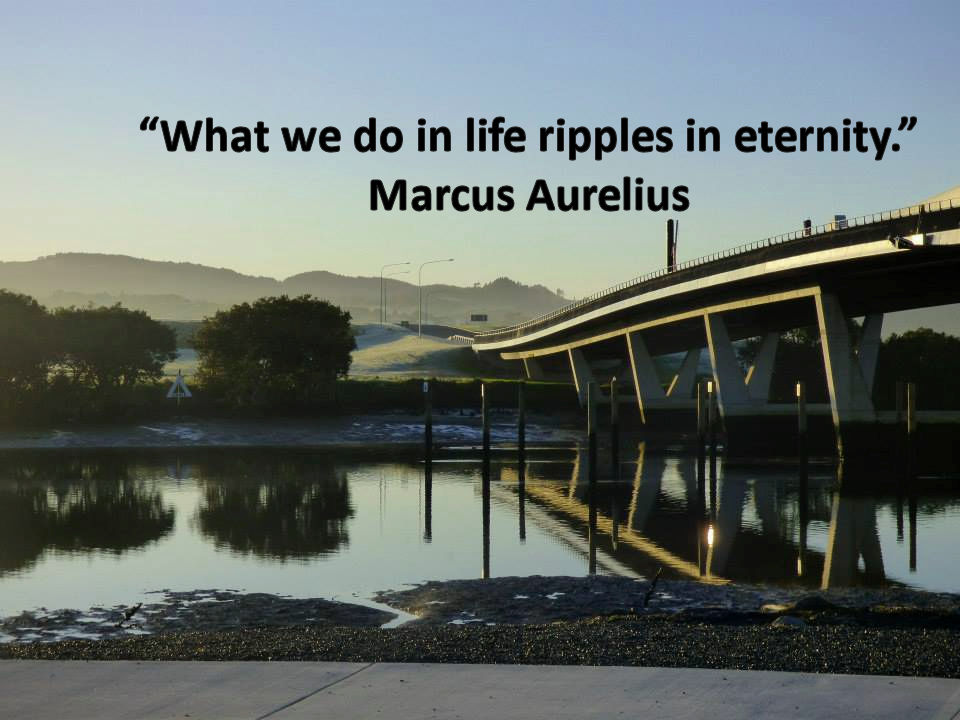 Wondering about the ripple effect…
