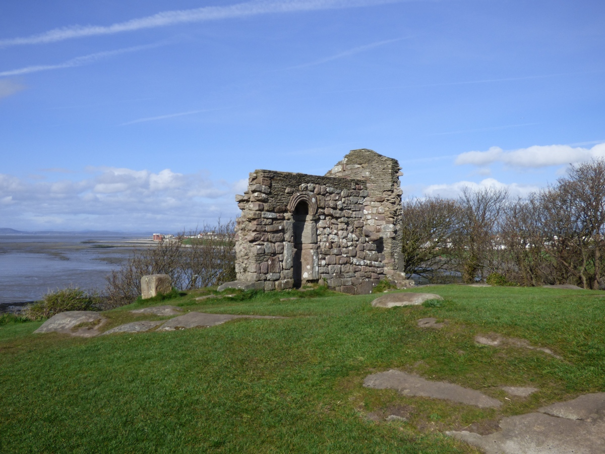 Ghosts of Heysham past…