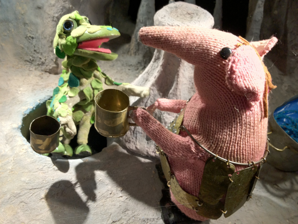 Clangers…..